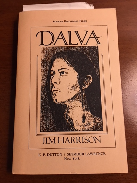 DALVA. Jim Harrison.