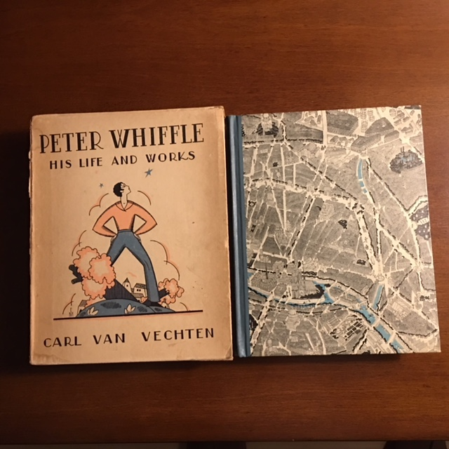 PETER WHIFFLE. His Life And Works. With the Original Decorated Slipcase. Carl Van Vechten.