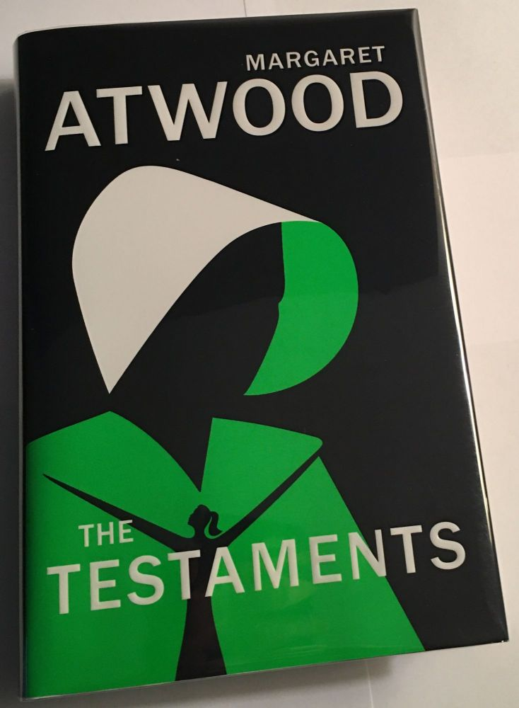 THE TESTAMENTS. Margaret Atwood.