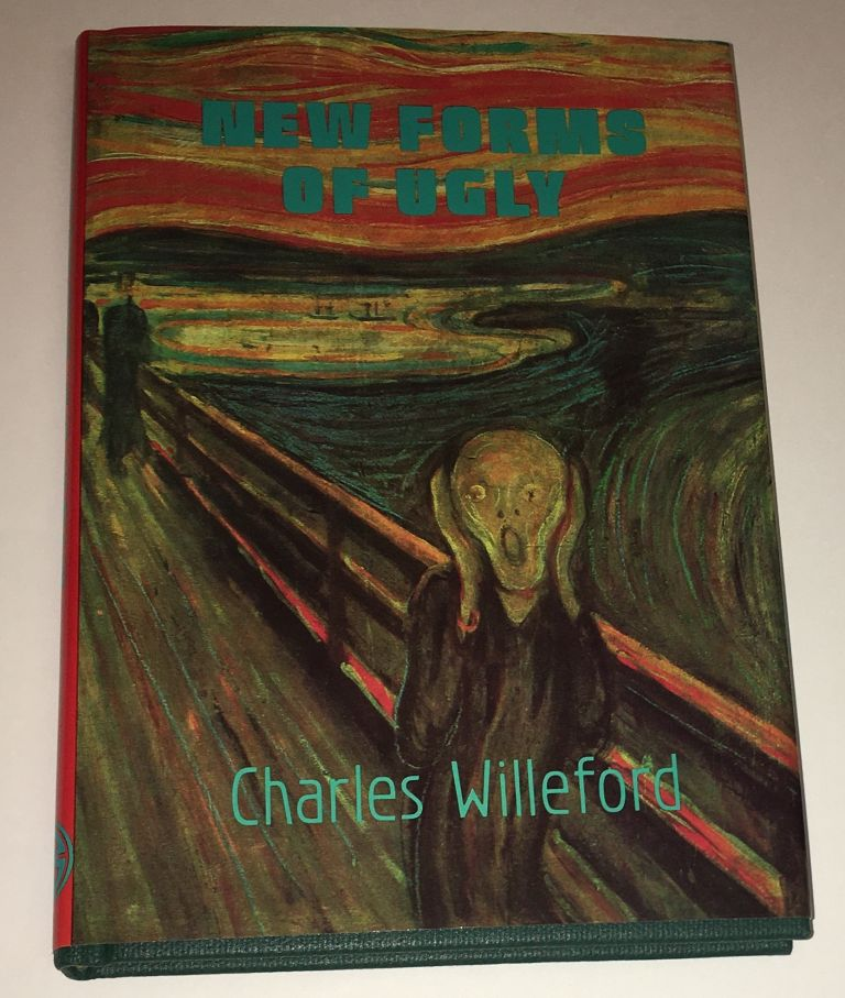 NEW FORMS OF UGLY. The Immobilized Hero in Modern Fiction. Charles Willeford.