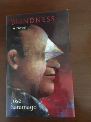 BLINDNESS. A Novel. Jose Saramago.